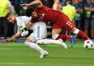 Chiellini Puji Kecerdasan Ramos untuk Cederai Salah pada Final Liga Champions 2018