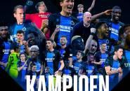 Club Brugge Resmi Dianugerahi Gelar Liga Pro Belgia