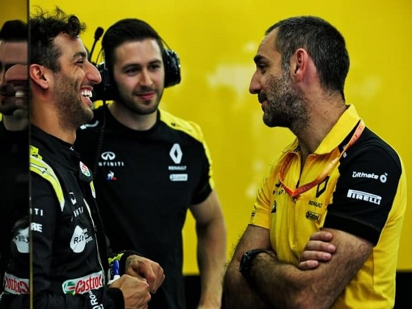 Bos Renault Sindir Komitmen Riccardo yang Lebih Pilih Gabung McLaren