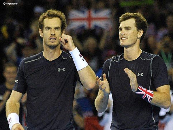 Sejumlah Petenis Inggris Kembali Berlatih Di National Tennis Centre