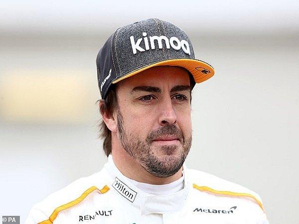 Alonso Termotivasi untuk Kembali Balapan di F1