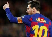 Edmilson: Setara Pele, Messi Lebih Hebat dari Maradona