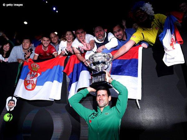 Novak Djokovic Pernah Ditawari Untuk Ubah Kewarganegaraan