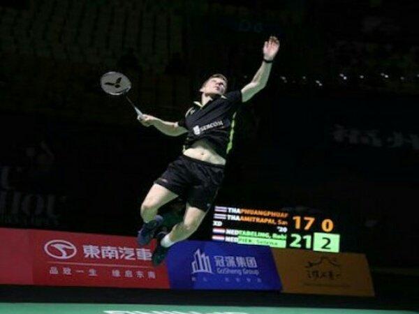 Robin Tabeling Yakin Ganda Campuran Eropa Mampu Saingi Pasangan Top Asia di Olimpiade