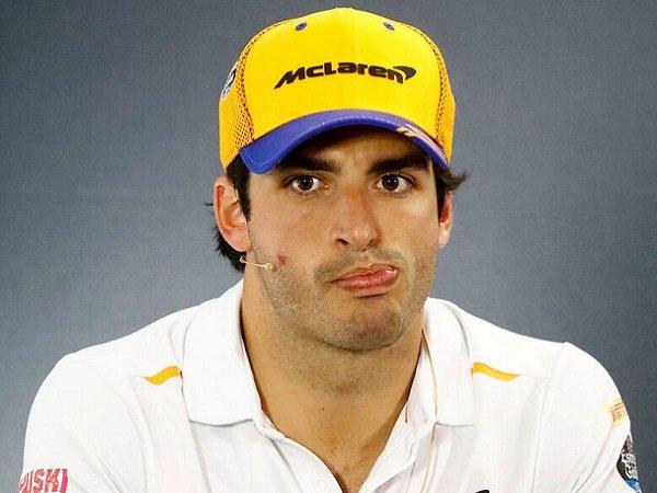 Sainz Jr Dambakan Berduel dengan Alonso di F1