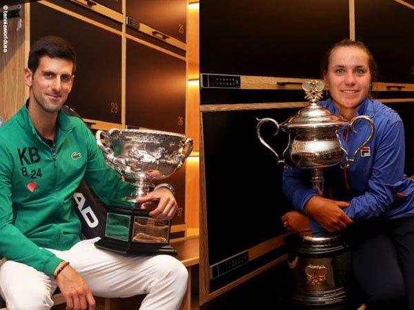 Sofia Kenin Beberkan Nasihat Yang Diberikan Novak Djokovic