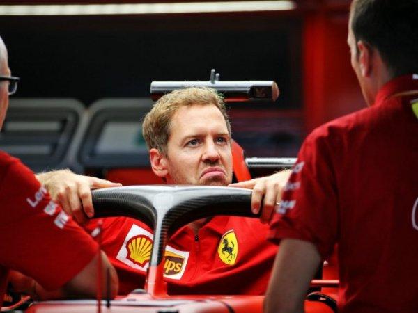 Vettel Tidak Pernah Miliki Keajaiban seperti Schumi-Ferrari