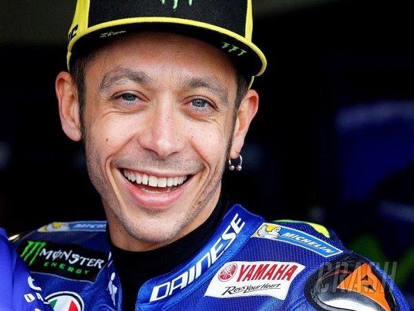 Alasan Rossi Tetap Bahagia Meski Didepak dari Tim Pabrikan Yamaha