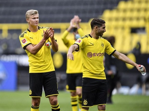 Bundesliga 2019/2020: Prakiraan Susunan Pemain Wolfsburg Kontra Borussia Dortmund