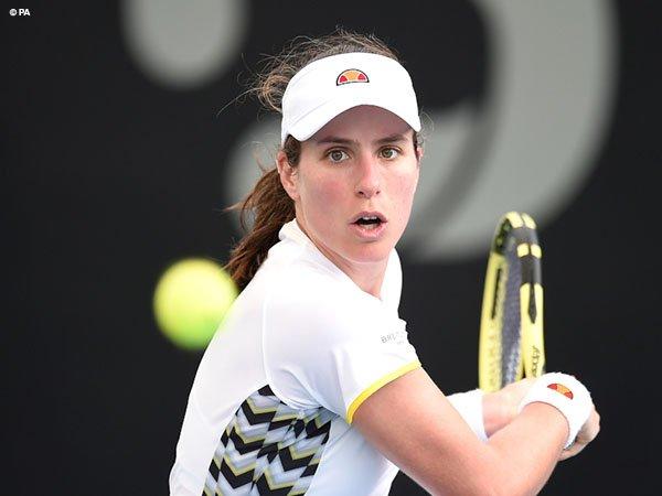 Johanna Konta Dukung Ide Roger Federer Ini