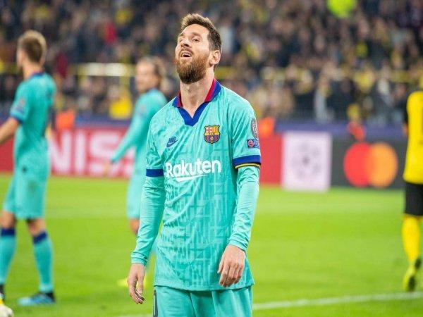 Ternyata Seorang Messi Pernah Rasakan Frustrasi