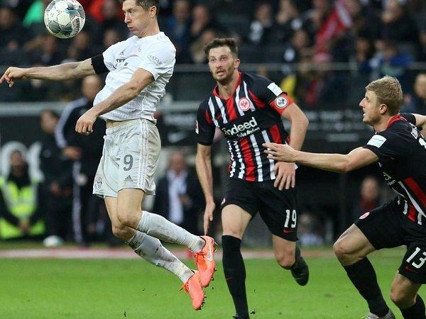 Bundesliga 2019/2020: Prakiraan Susunan Pemain Bayern Munich Kontra Eintracht Frankfurt