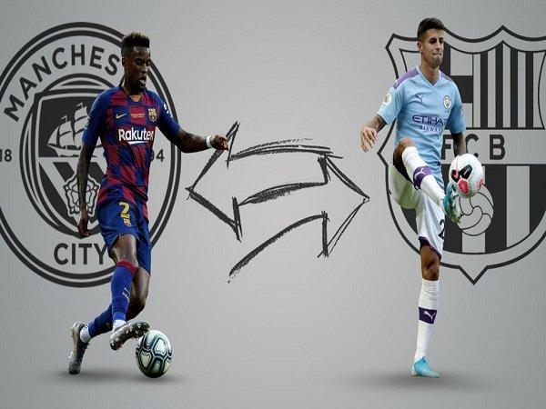 Manchester City dan Barcelona Rencanakan Pertukaran Pemain