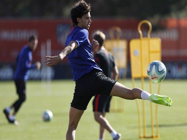Minim Cetak Gol Masih Hantui Atletico Madrid Musim Ini