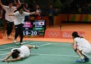 Pasangan Ini Kenang Kemenangan Heroik Mereka di Olimpiade Rio 2016