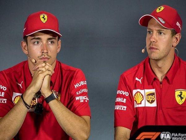Vettel Didepak Ferrari karena Pengaruh Politik Leclerc?