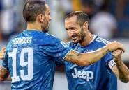 Chiellini Bicara Soal Transfer Bonucci ke Milan: Itu Tidak Logis
