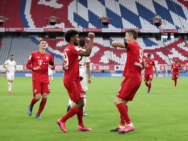 Hasil Lengkap Pertandingan Bundesliga pada Hari Sabtu, 23 Mei 2020