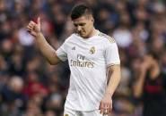 Real Madrid Setuju Pinjamkan Luka Jovic ke AC Milan