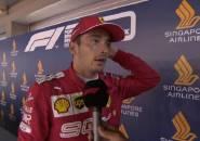 Bertandem dengan Sainz, Leclerc Enggan Dianggap Pebalap Nomer Satu di Ferrari