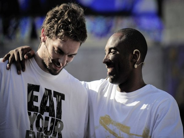 Apa yang Gasol Ingin Orang Ingat tentang Kobe Bryant?