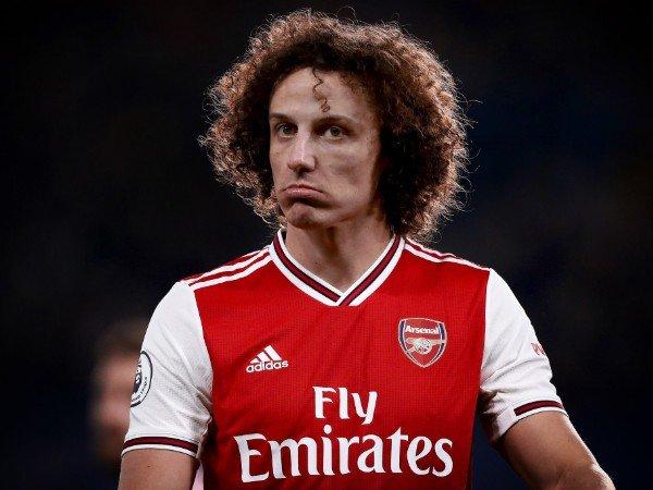 David Luiz Lakukan Kontak dengan Benfica, Segera Tinggalkan Arsenal?
