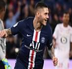 Mauro Icardi Selangkah Lagi Bergabung Dengan Paris Saint-Germain