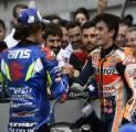 Rins Tertantang Untuk Kalahkan Marquez Lagi