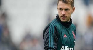 Tak Sabar Main Lagi Bersama Juventus, Aaron Ramsey Puji Italia dalam Respons Pandemi Virus Corona