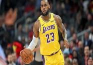LeBron James Jadi Pebasket NBA dengan Bayaran Termahal