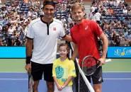 Pada Pertemuan Pertama, David Goffin Akui Tak Tahu Cara Lawan Roger Federer