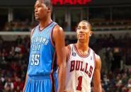 Rip Hamilton Sebut Kevin Durant dan Derrick Rose Punya Kemiripan