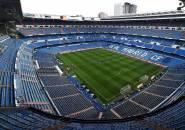 Hadapi Sisa Musim, Madrid Tidak Bermain di Santiago Bernabeu