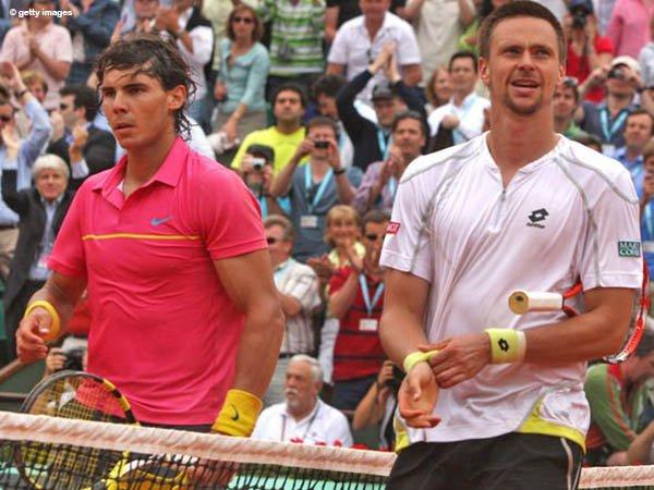 Menurut Robin Soderling, Tidak Ada Seorang Pun Yang Mengira Dirinya Bisa Taklukkan Rafael Nadal
