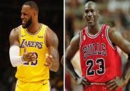JR Smith Angkat Bicara Soal Perbandingan LeBron James-Michael Jordan