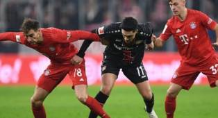 Bundesliga 2019/2020: Prakiraan Susunan Pemain Bayer Leverkusen Kontra Bayern Munich