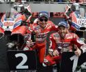 Ducati Ingin Pulangkan Lorenzo jika Gagal Pertahankan Dovizioso