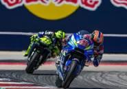 Alex Rins Beberkan Tak Ada Nama Rossi Dalam Daftar Rivalnya