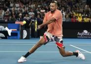 Menangkan Grand Slam Tak Jadi Target Nick Kyrgios