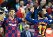 Antoine Griezmann Sambut Baik Kembalinya Luis Suarez ke Skuat Barcelona