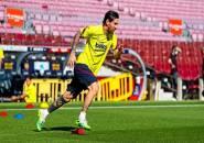 Peringatan Keras, Jangan Ada yang Tekel Messi saat Latihan