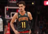 Trae Young Kecewa Atlanta Hawks Tak Diundang NBA Lanjutkan Kompetisi
