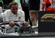 Hamilton Bahagia Akhirnya Bisa Kemudikan Mobil Formula 1 Lagi
