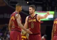 Kevin Love Sebut Cleveland Cavaliers Wajib Perpanjang Kontrak Tristan Thompson
