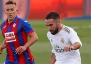 Dani Carvajal Kembali Berlatih Bersama Real Madrid; Masuk Skuat Kontra Valencia