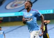 Gembiranya Sterling Usai Manchester City Hajar Arsenal di Etihad