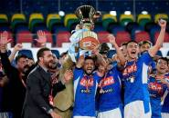 Taklukan Juventus Lewat Adu Penalti, Napoli Juara Coppa Italia