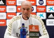 Balas Tuduhan Pique, Zidane Tegaskan Real Madrid Tak Pernah Dibantu Wasit