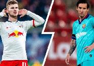 Bukan Ronaldo, Hanya Timo Werner yang Mampu Saingi Lionel Messi!