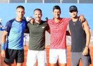 Novak Djokovic Kalahkan Borna Coric Di Adria Tour, Zadar